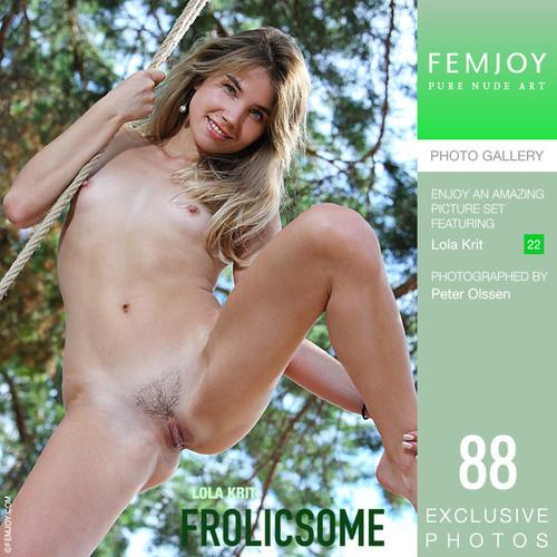 Lola Krit - Frolicsome (2019-08-25)