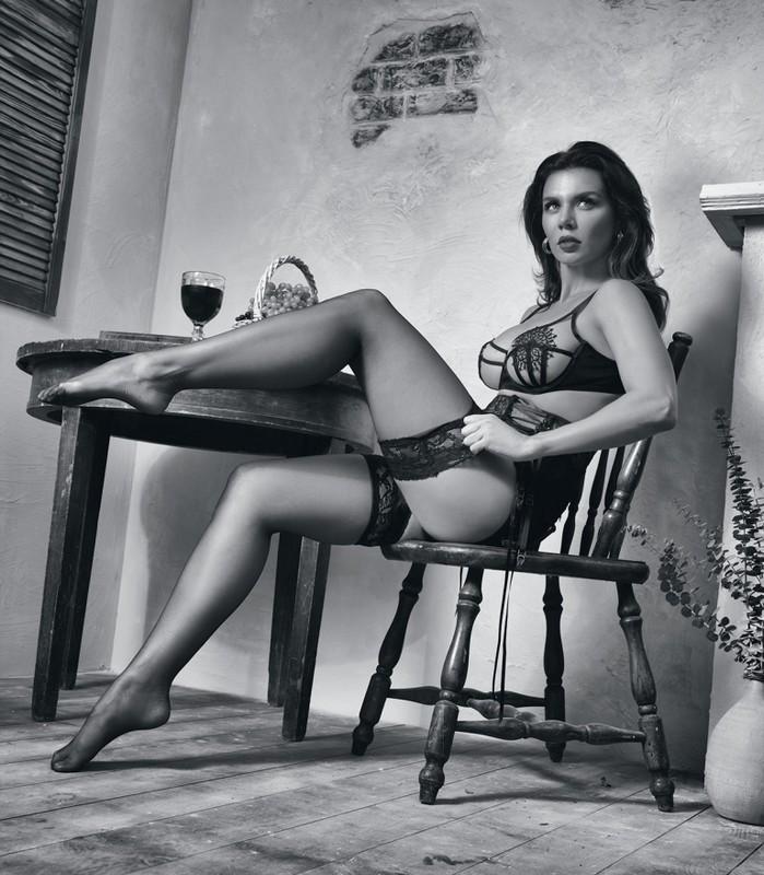 Анна Седокова (Anna Sedokova) в купальнике