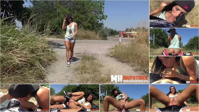 Black Sophie Skater Girl Assfuck German [FullHD 1080P]