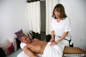 Ava Devine - Happy Endings Massage With Anal