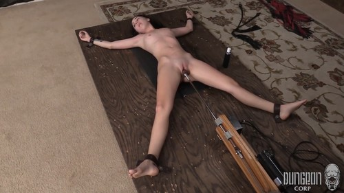 Bambi Black - The Helplessness of the Ropes, part 4