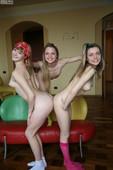 Rimma,Alinka,Dana - Teen Party (x177)