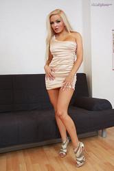 Jenna Lovely Nicky Angel  - nylon fetish