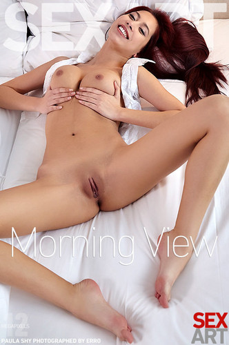 SexArt Paula Shy Morning View