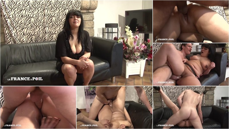 Laila - Chubby arab slut gets sodomized and fisted in threeway [HD 720P]