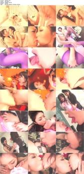 AWE-007 Kiss Rondo Riri Kouda & Natsuki Ando - Sex Toys, Riri Koda (Miri Koda, Other Fetishes, Natsuki Ando), Nao Masaki (Momo Kaede, Miki Iwashita), Lesbian, Cunnilingus
