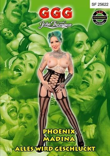 GermanGooGirls - Phoenix Madina - Everything is Swallowed!