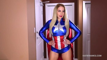 KatieBanks - Captain A Tease, FHD
