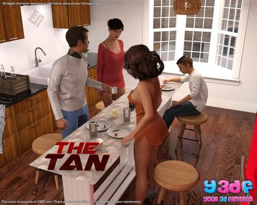 The Tan 1-5 (Y3DF) Cover