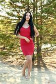 Felicia - Red Dress  (x48)