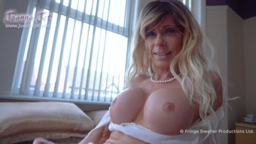 Joanna Jet - Me and You 374 - Oh so White - Shemale Porn