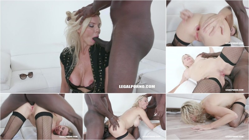 Nadya Basinger enjoys black cocks and black champagne IV360 [HD 720P]