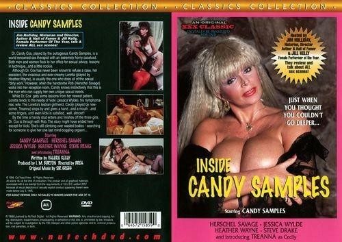 Candy Samples, Heather Wayne, Jessica Wylde, Herschel Savage, Steve Drake - Inside Candy Samples (CalVista,LAVideo/1985/SD)