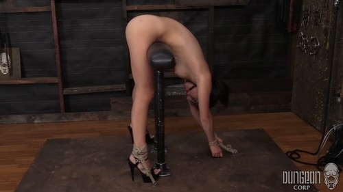 Jade Amber - She Refuses to Submit, part 3