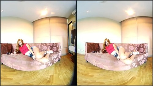 3D - VR - Aroma Party - 2 girls make each other horny with Aroma - Virtual Reality  - iwantclips