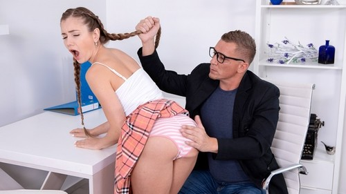 Mary Rock - Sweet Babe Comes To Fuck Instead Of Studying [SD/400p]