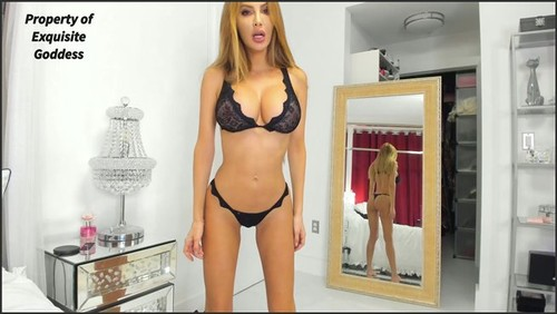 Into-fantasy - strip tease game - Exquisite Goddess  - iwantclips