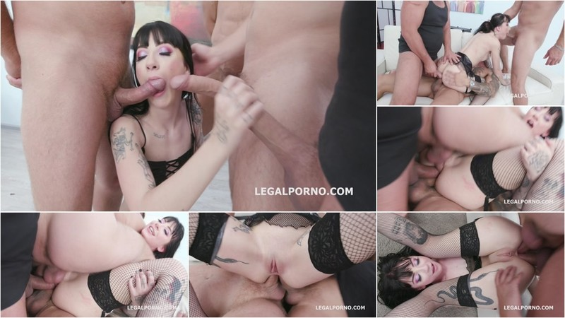 Monster of QUAP, Charlotte Sartre goes all in with Balls Deep Anal and DAP, TAP, QUAP, Great Gapes, Facial GIO1143 - Watch XXX Online [HD 720P]