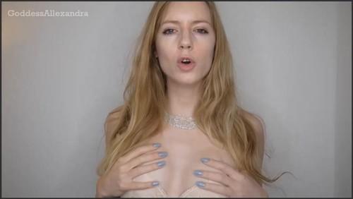 Rich Bitch tits - Goddess Allexandra  - iwantclips