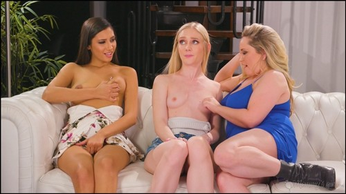 Gianna Dior, Aiden Starr, Emma Starletto - The Better Babysitter (FullHD)