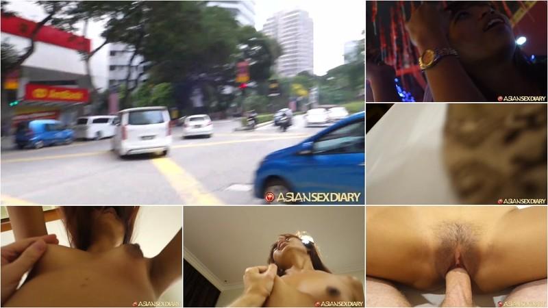 Linda A very cute Malaysian [FullHD 1080P]